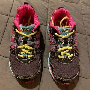 FILA girls shoes size 13 1/2